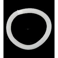 №85 Flexible pipe white